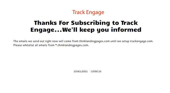 trackEngageThankYou